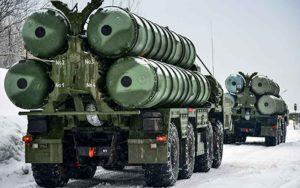 """Зенинтная ракетная система С-400 """"Триумф"""""""
