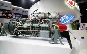 Турбовальный двигатель ВК-2500