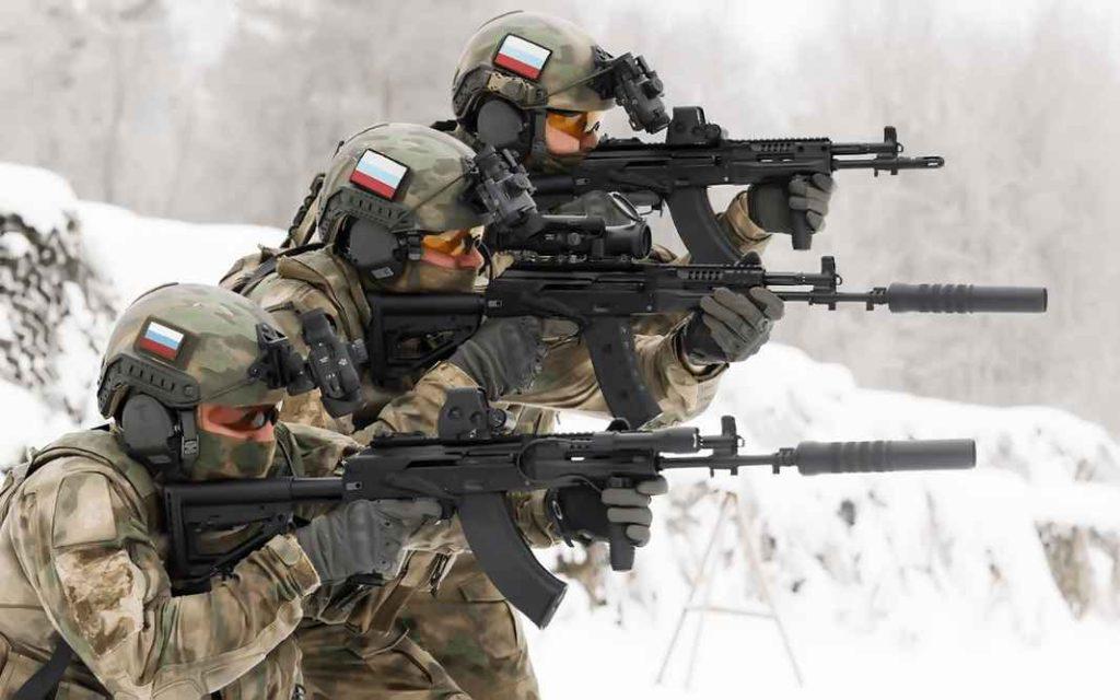 Автоматы АК-12 и АК-15