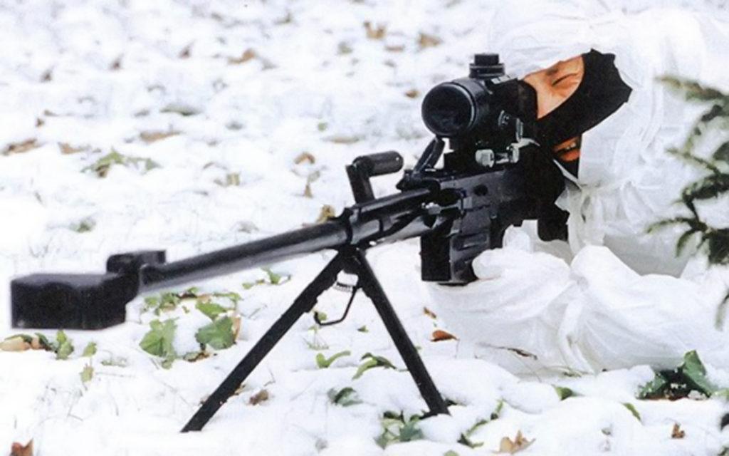 "12.7 мм снайперский комплекс 6С8 АСВК-М ""Корд-М"""