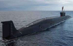 """Ракетный подводный крейсер стратегического назначения (РПКСН) проекта 955 """"Борей"""""""