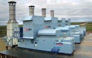 Газотурбинный энергоагрегат Урал-6000