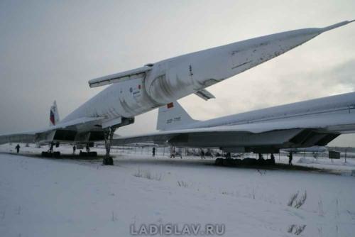 Самолёты Ту-144